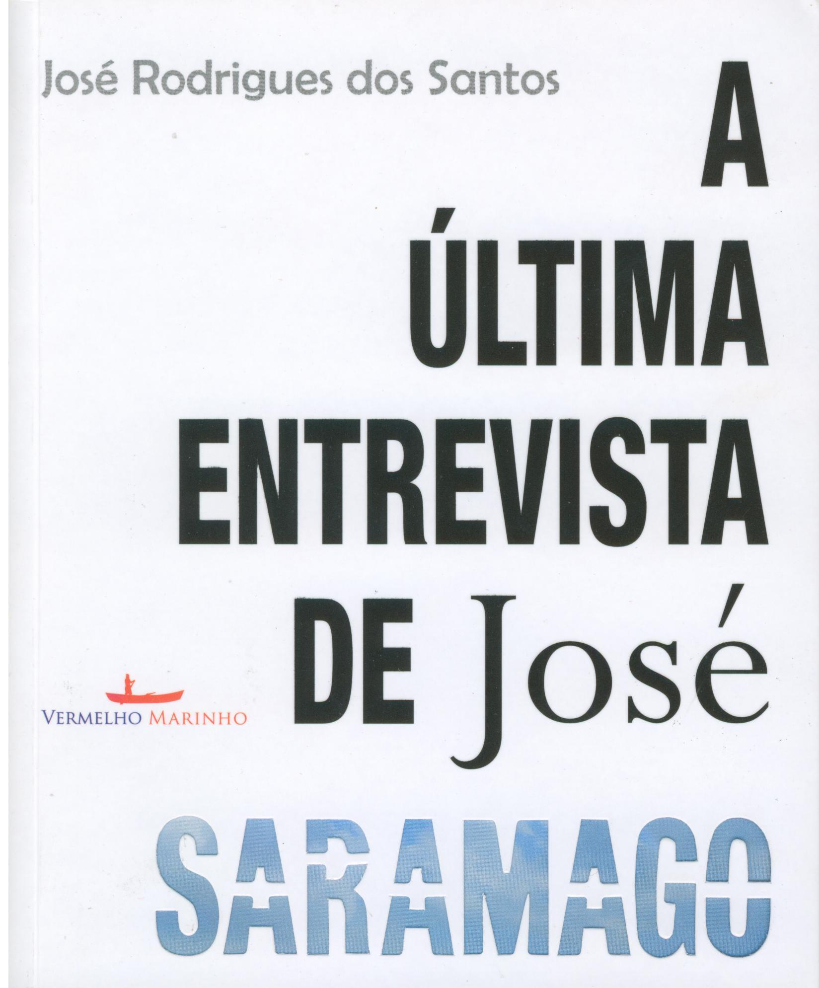 The Last Interview of José Saramago
